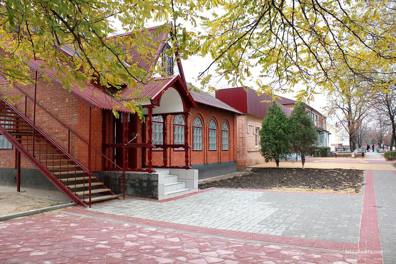 осень в Орловском
