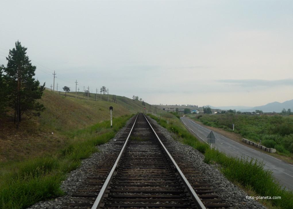 Нижний Саянтуй