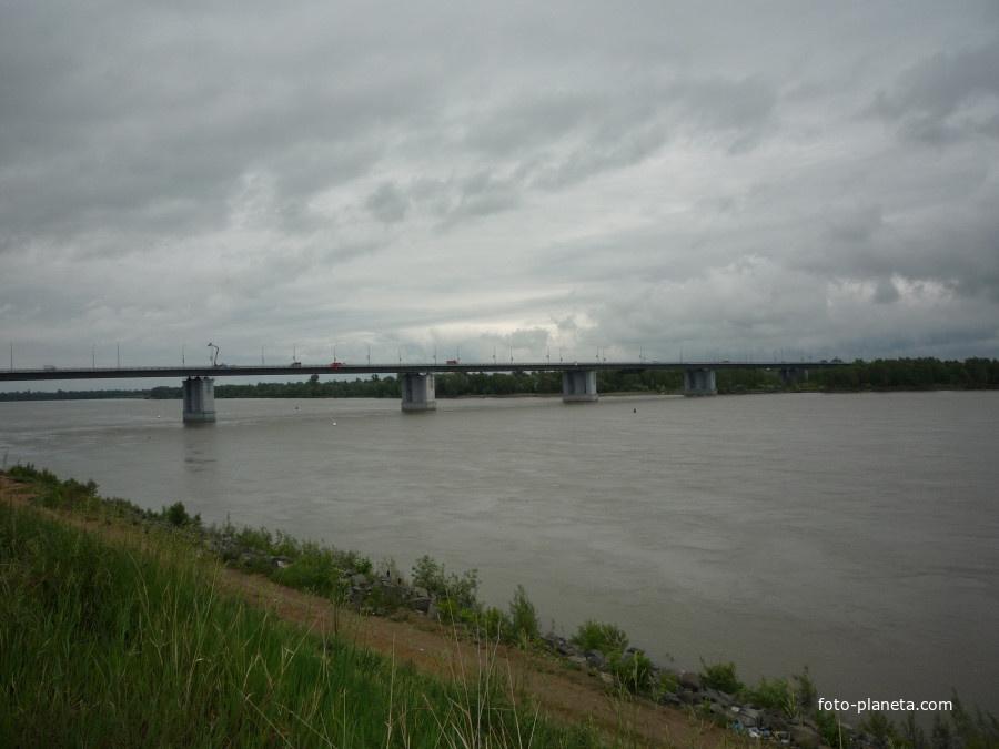 Река Обь | Барнаул (Алтайский край ...: foto-planeta.com/photo/441670.html