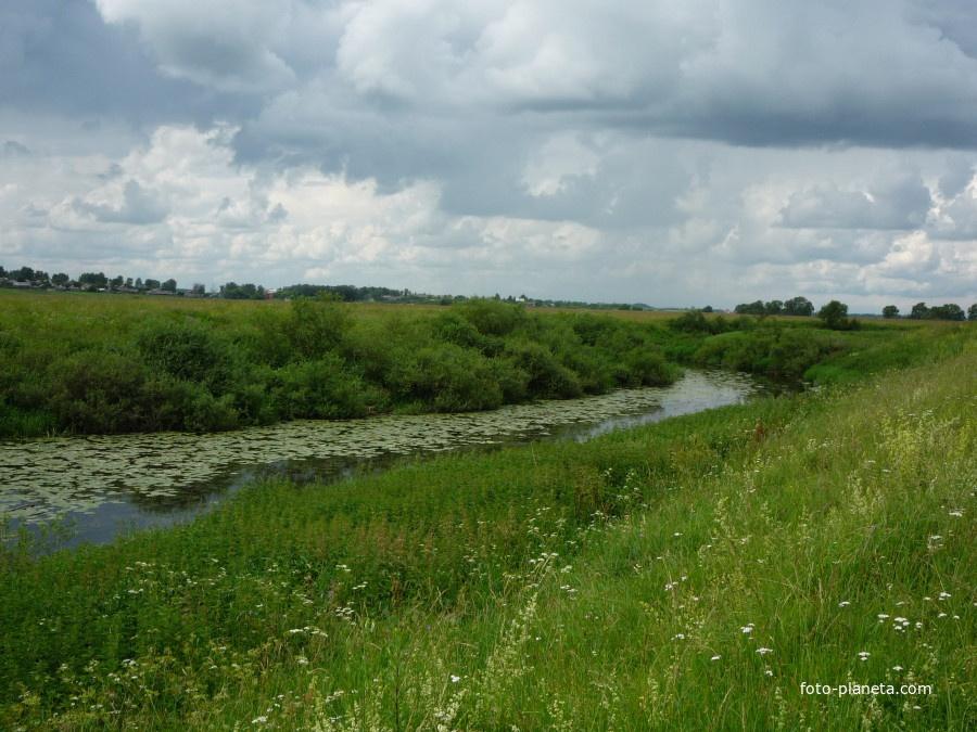 рыбалка во  гагарине бери  реке гжать
