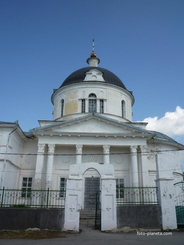 Алексин. Успенский собор (1806 – 1813 гг.)