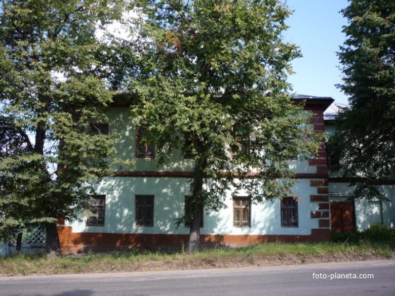 Алексин. Тульская улица