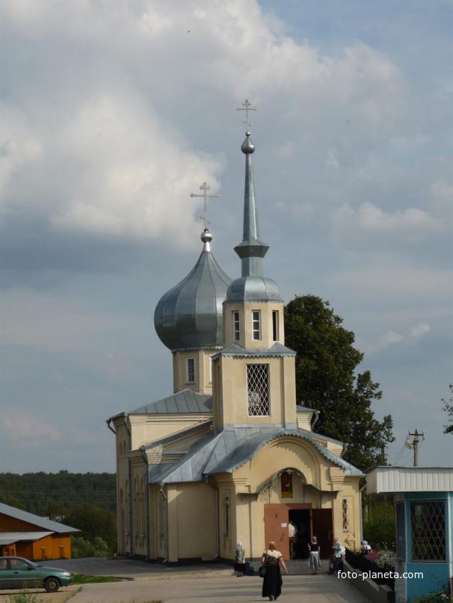 Колюпаново. Свято-Казанский женский монастырь
