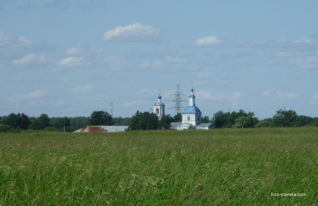 Церковь Покрова Пресвятой Богородицы, село Перхушково
