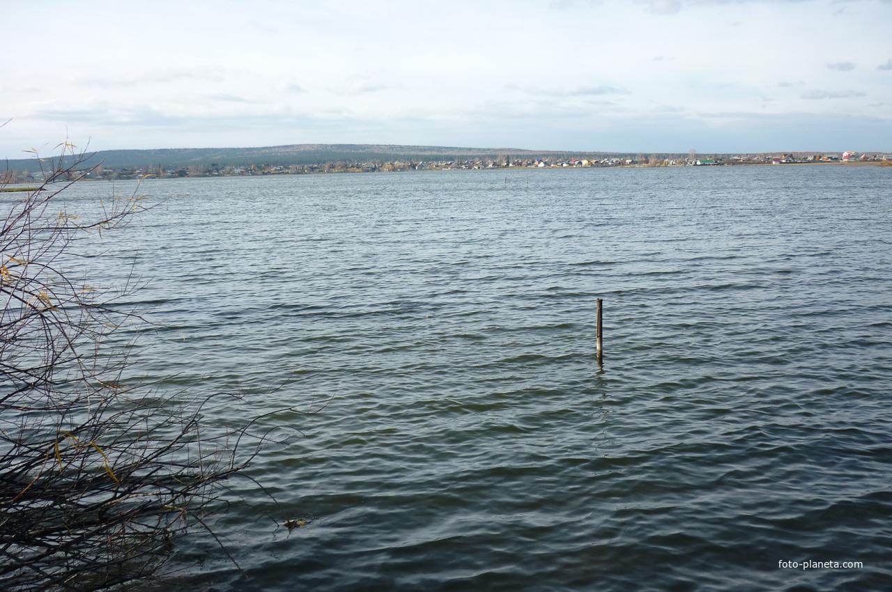 нижнесергинский пруд рыбалка