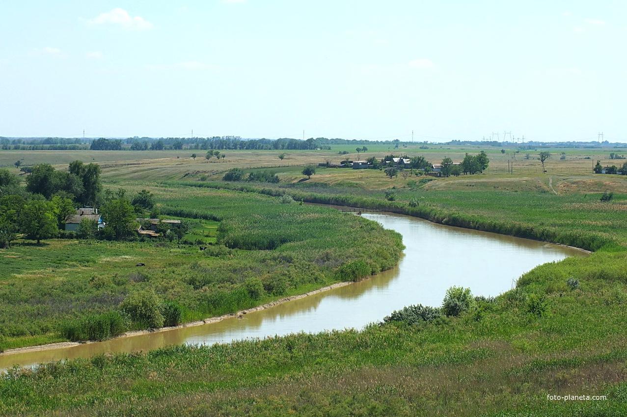 река джемуха рыбалка