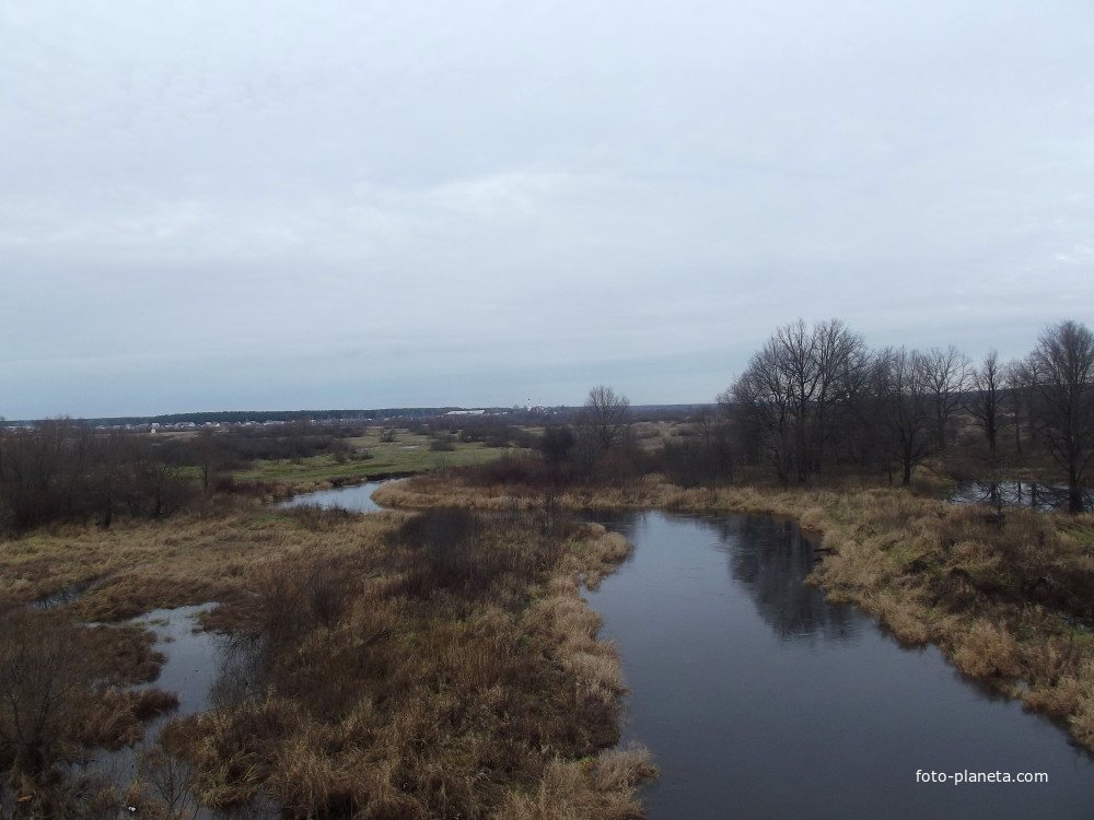 Ашитково, река Нерская