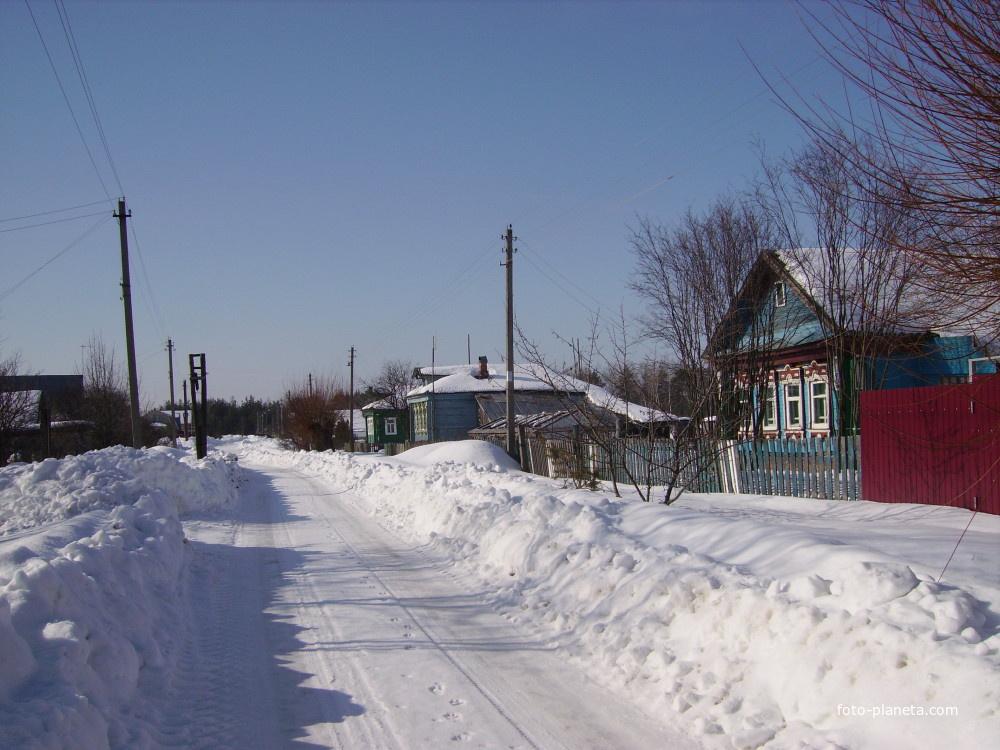 Деревня Радованье