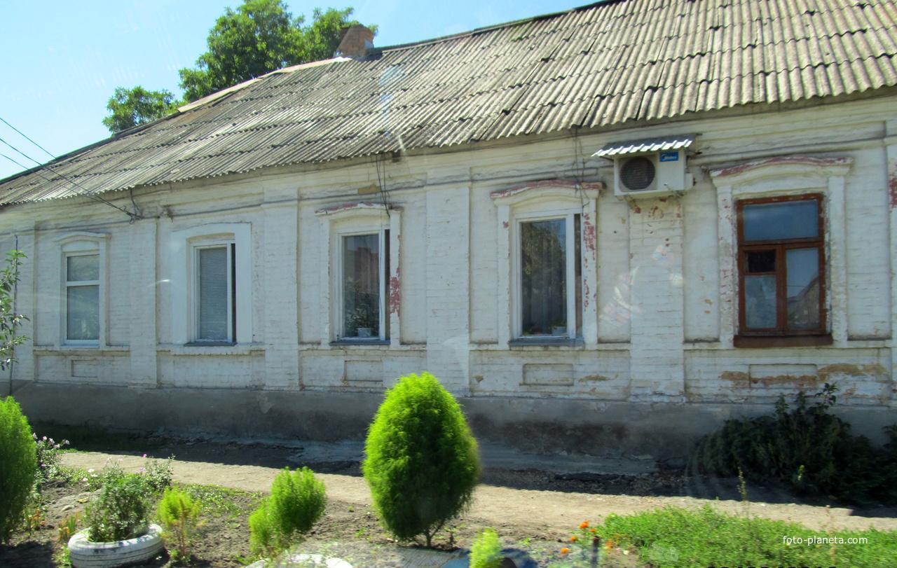 Дом на Красина