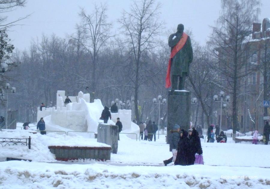 Жуковский, центр | Московская область
