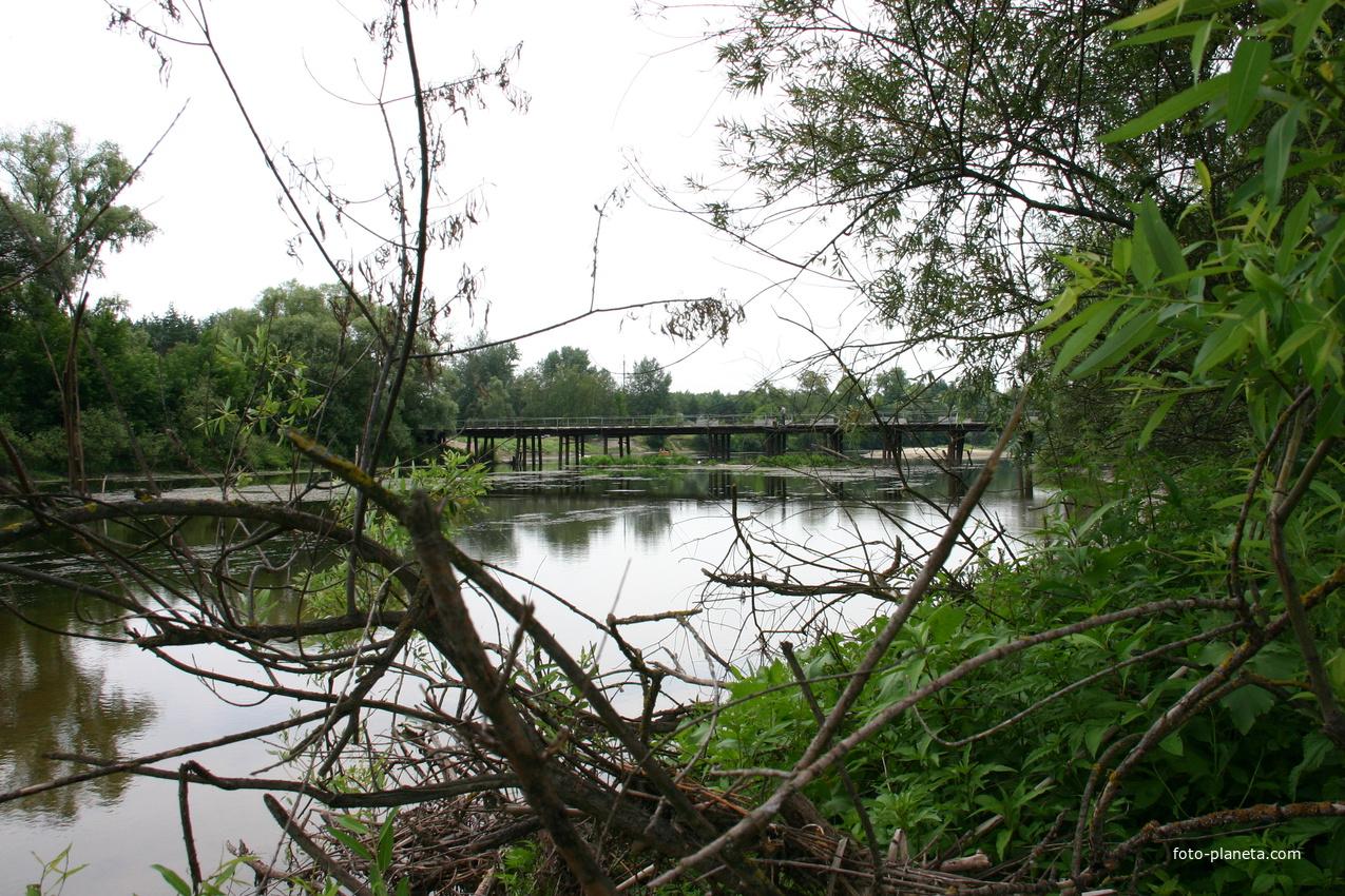 Мост через Псёл