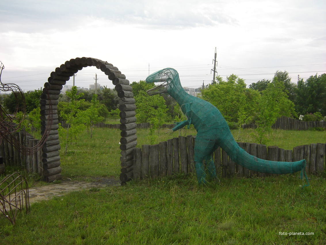 Белгород ботанический сад белгу