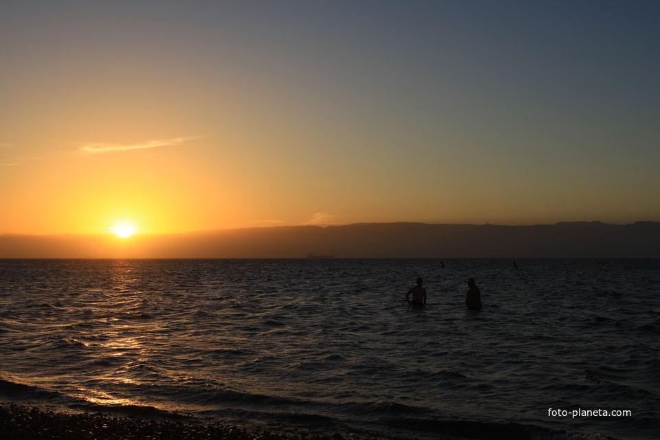 Акаба. Красное море