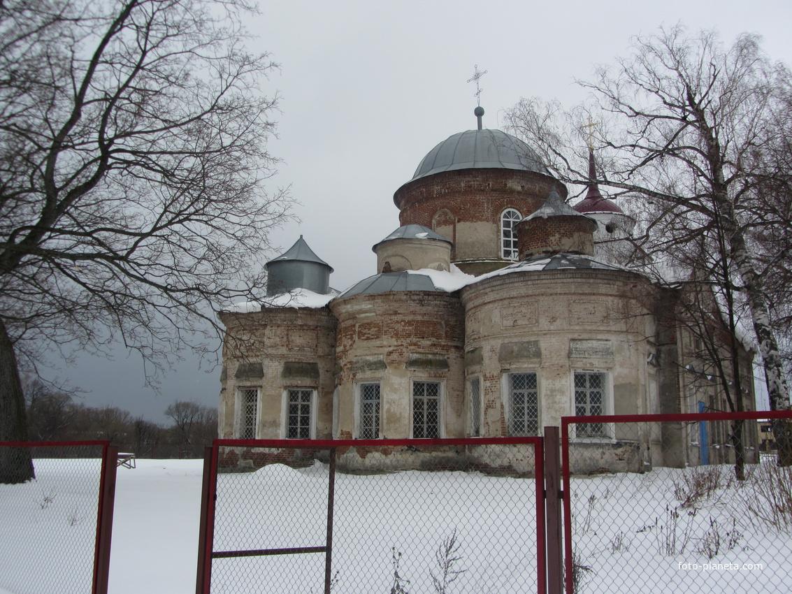 с. Староживотинное, церковь Иоанна Предтечи