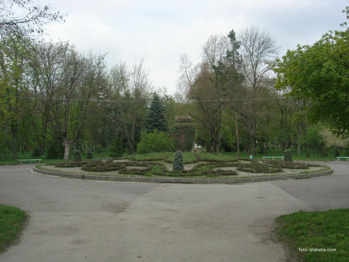 Весна в Курортном парке