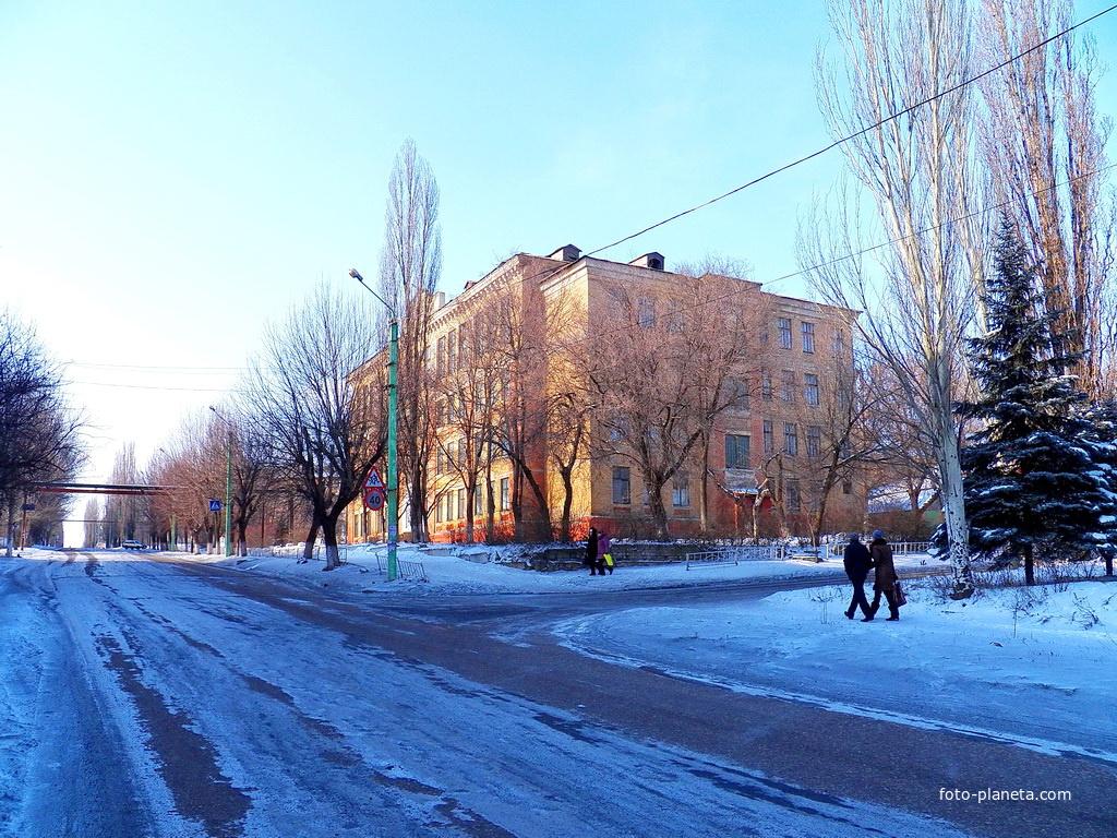 десяти картинки города кировское донецкой области видно
