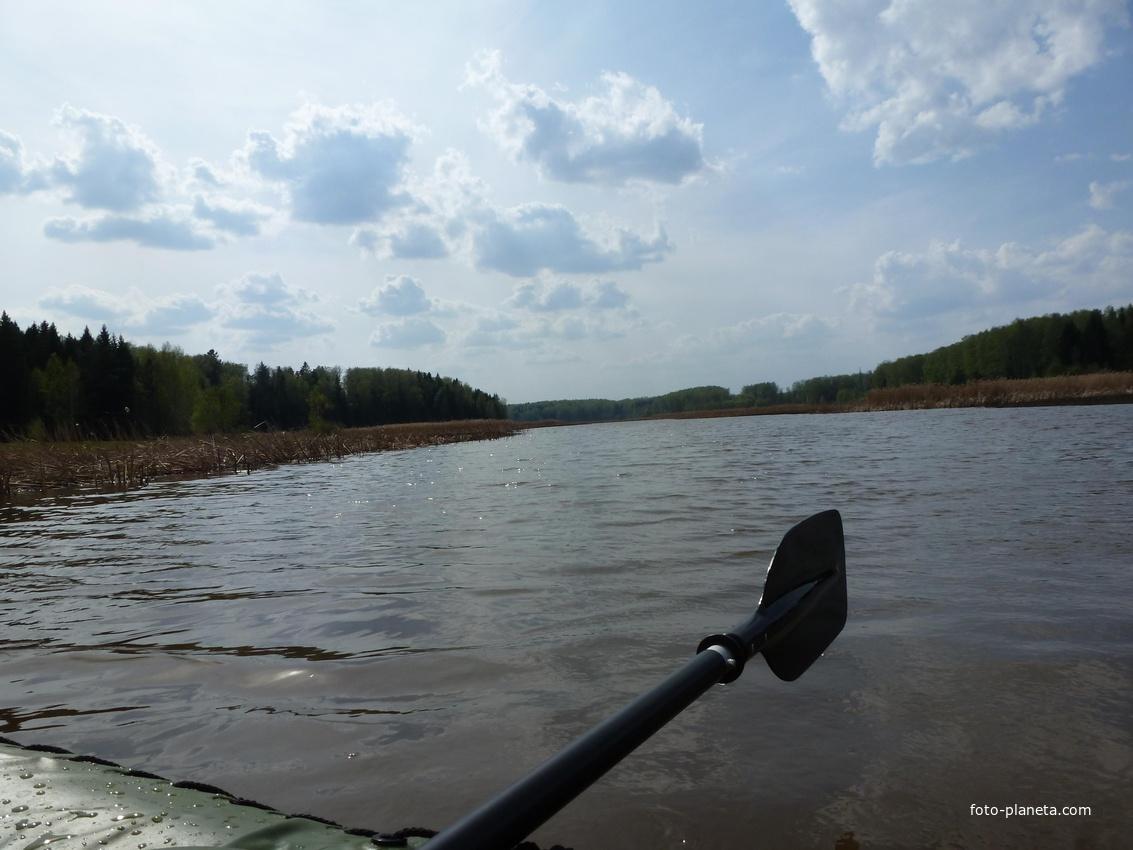 лыковка отчет о рыбалке