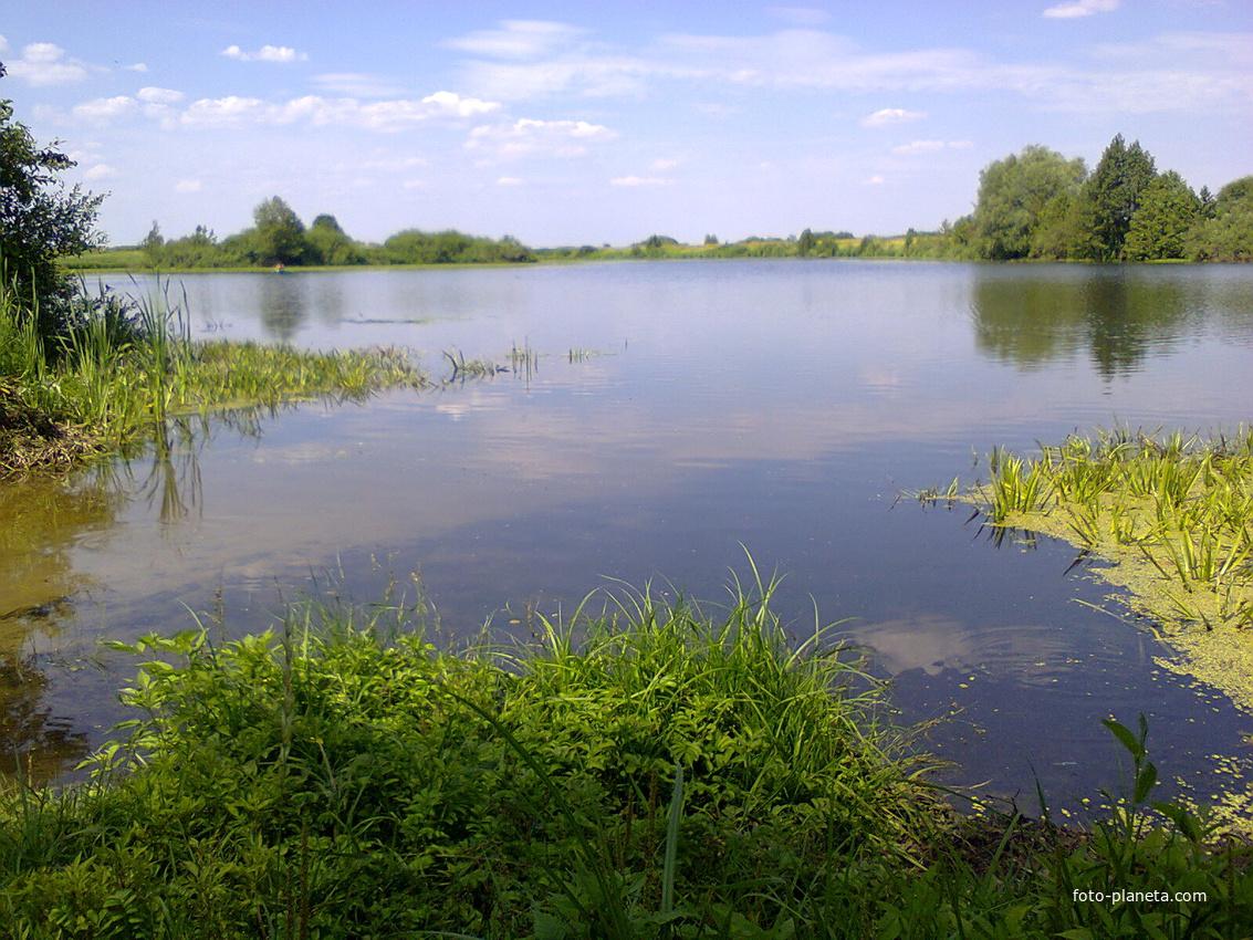 рыбалка на озере спасском ивановская область