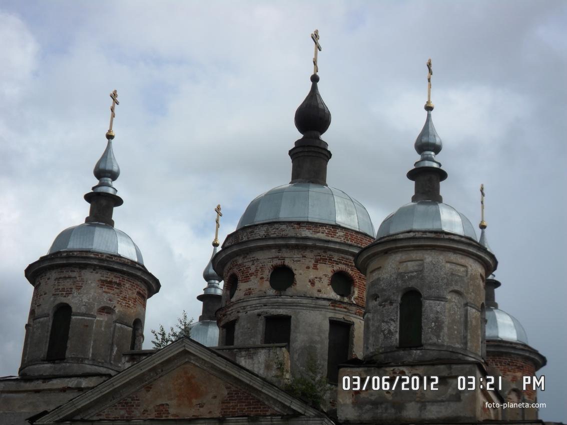с.Емельяново храм