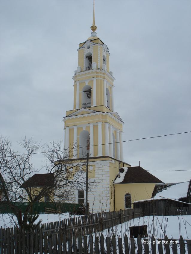 фото района капшино село калязинского