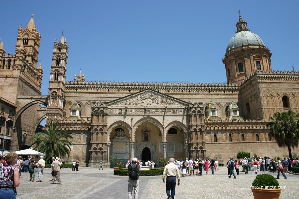 Кафедральный собор Успения Пресвятой Богородицы, Палермо