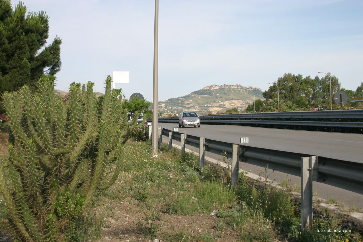 Автодорога Палермо - Катания