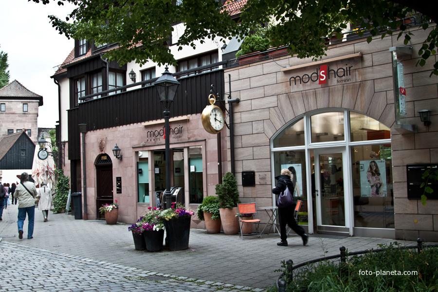 рыболовные магазины в нюрнберге