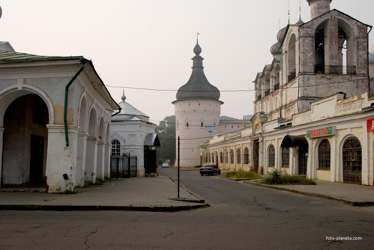 переулок Советский