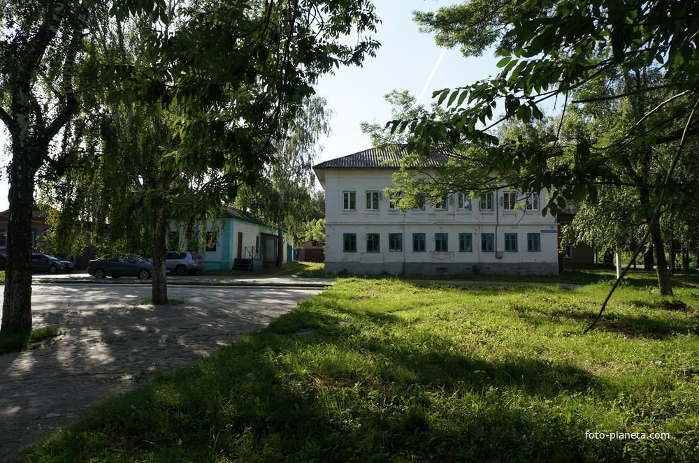 Дом в Веневе