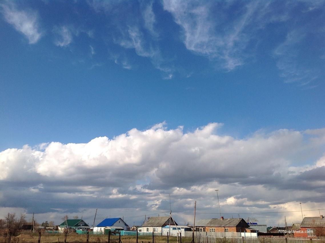 Небо над Родиной (май 2013)