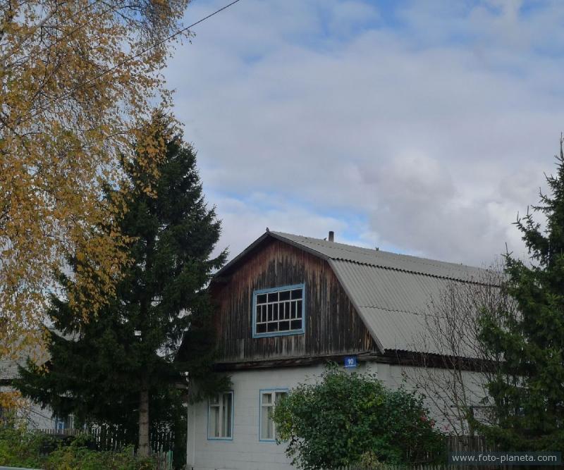дом в частном секторе города