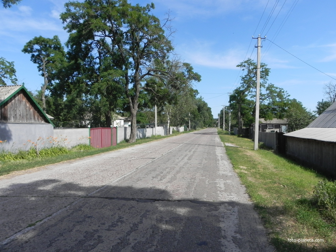 Сельская дорога3 (ул. Герасименко)