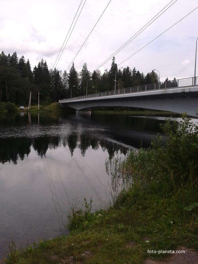 мост к монастырю!