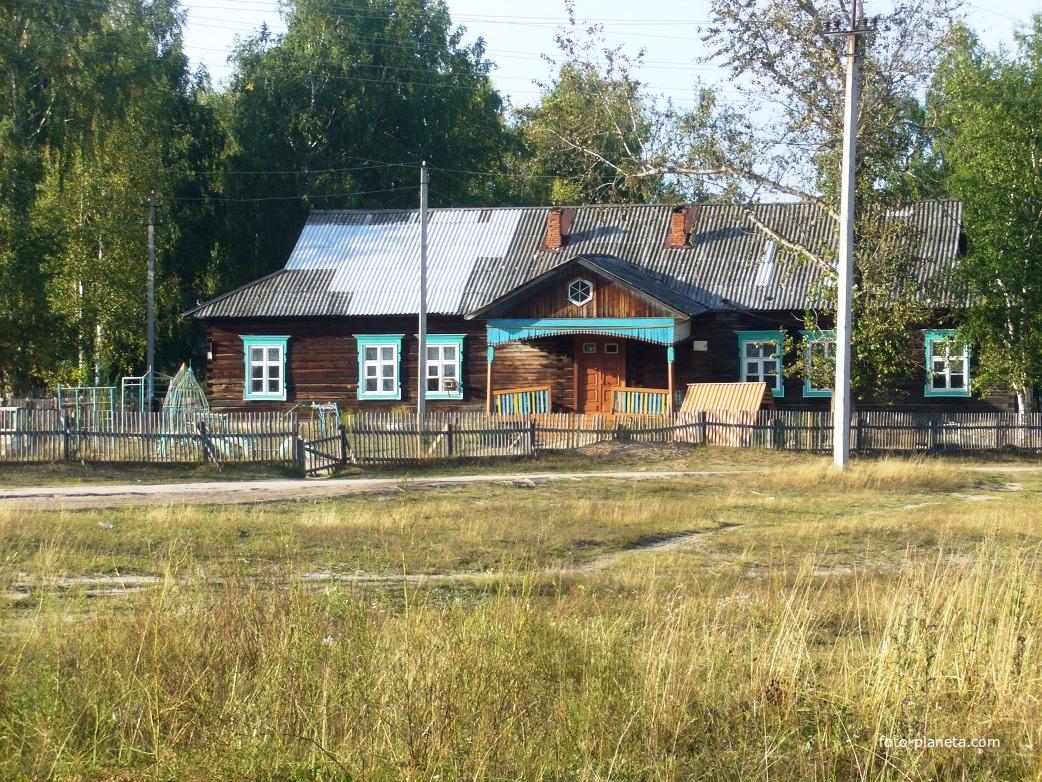 Поселковый Детский сад | им. М.И. Калинина (Ветлужский район)