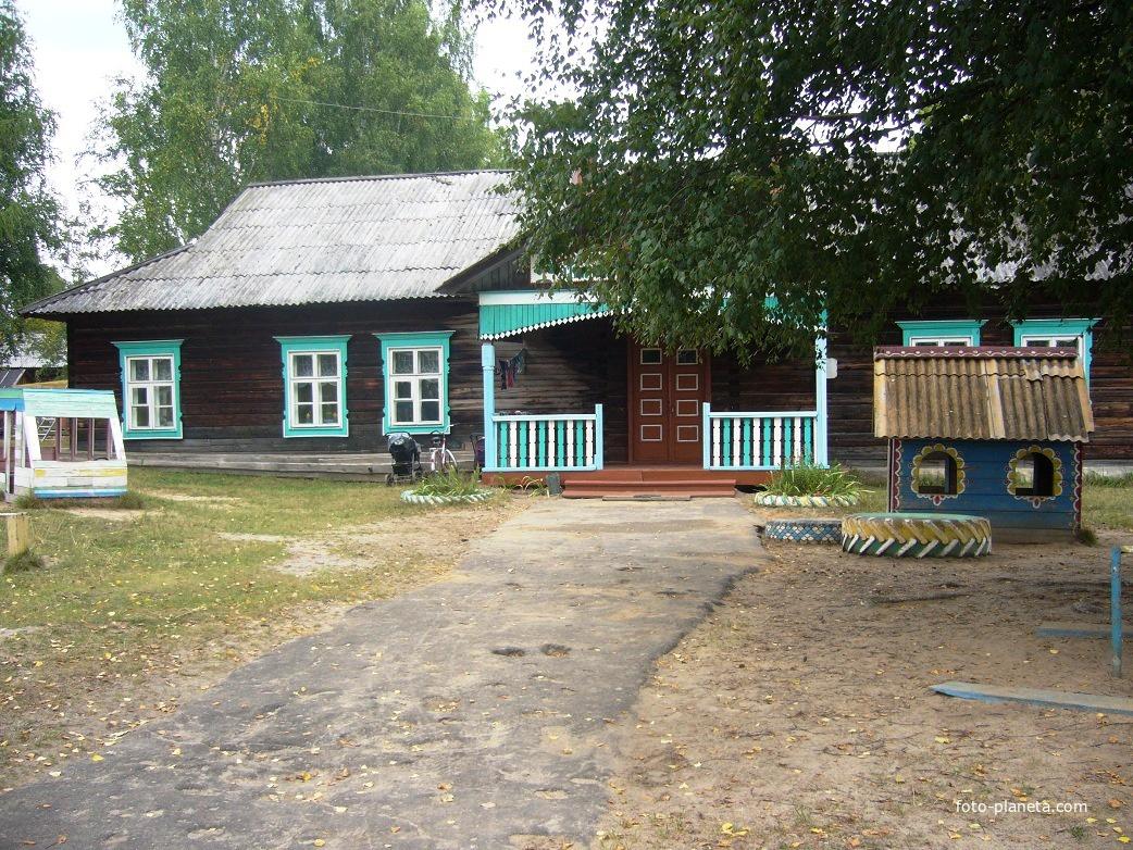 Старый Детсад | им. М.И. Калинина (Ветлужский район)