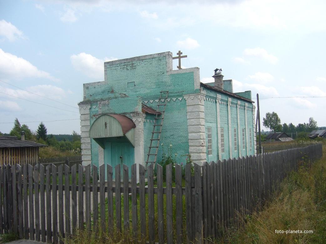 Православная церковь | им. М.И. Калинина (Ветлужский район)