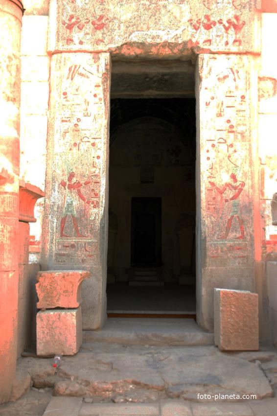 Гробница Амона