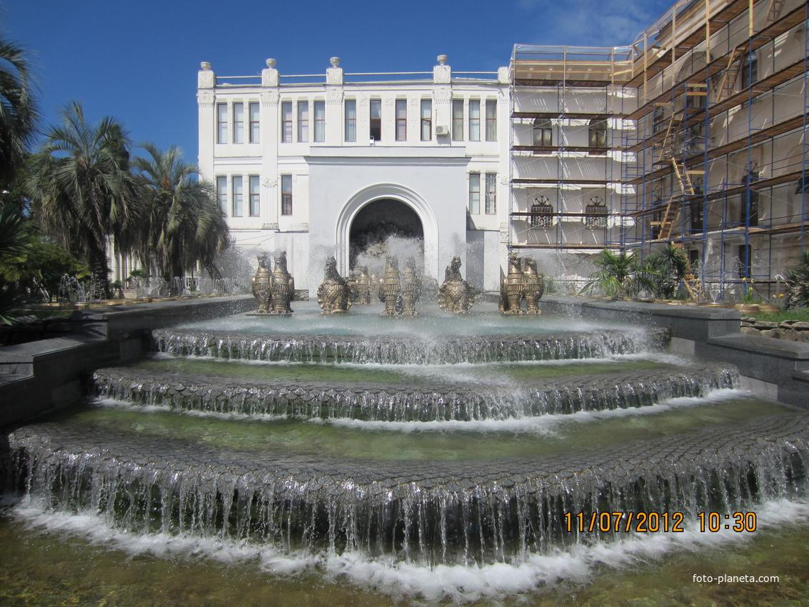Отель Жоэквара отель 4 Гагра  Gagra Абхазия цены 2017