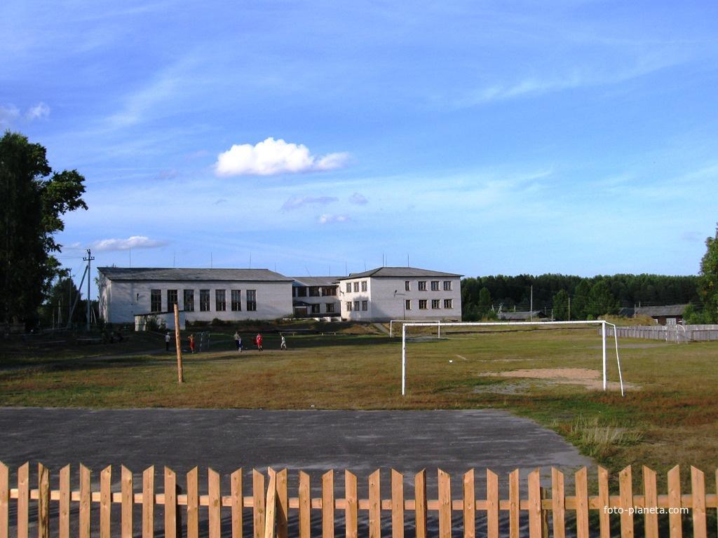 Современная школа с 1996 года | им. М.И. Калинина (Ветлужский район)