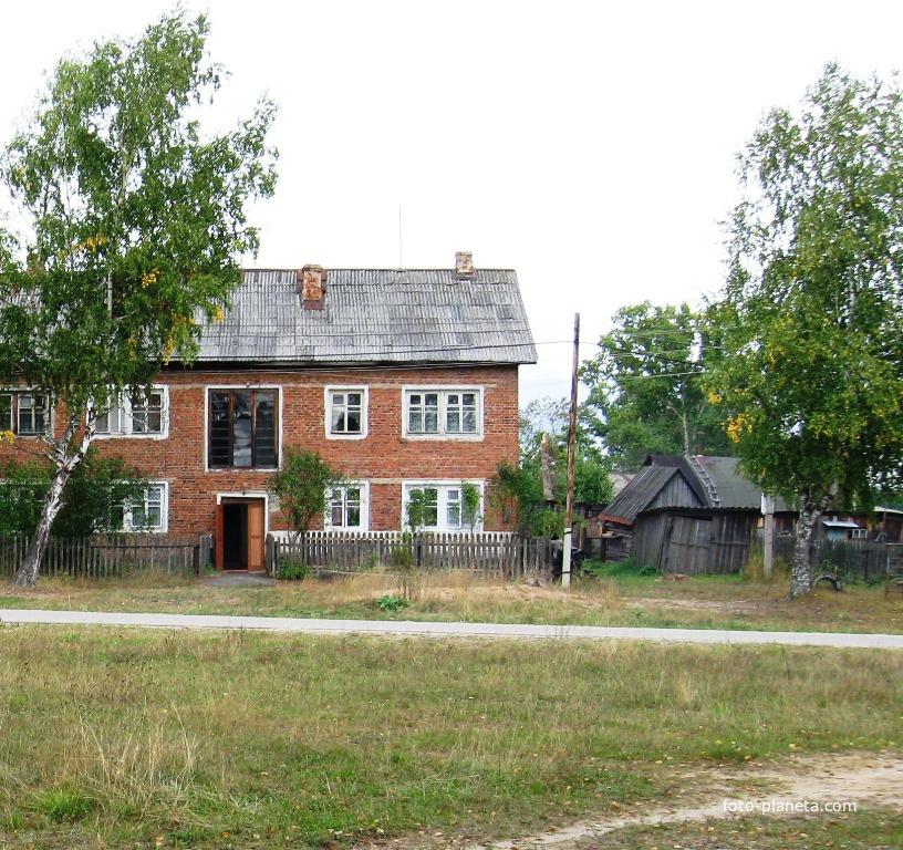 Жилой дом на улице Ленина | им. М.И. Калинина (Ветлужский район)