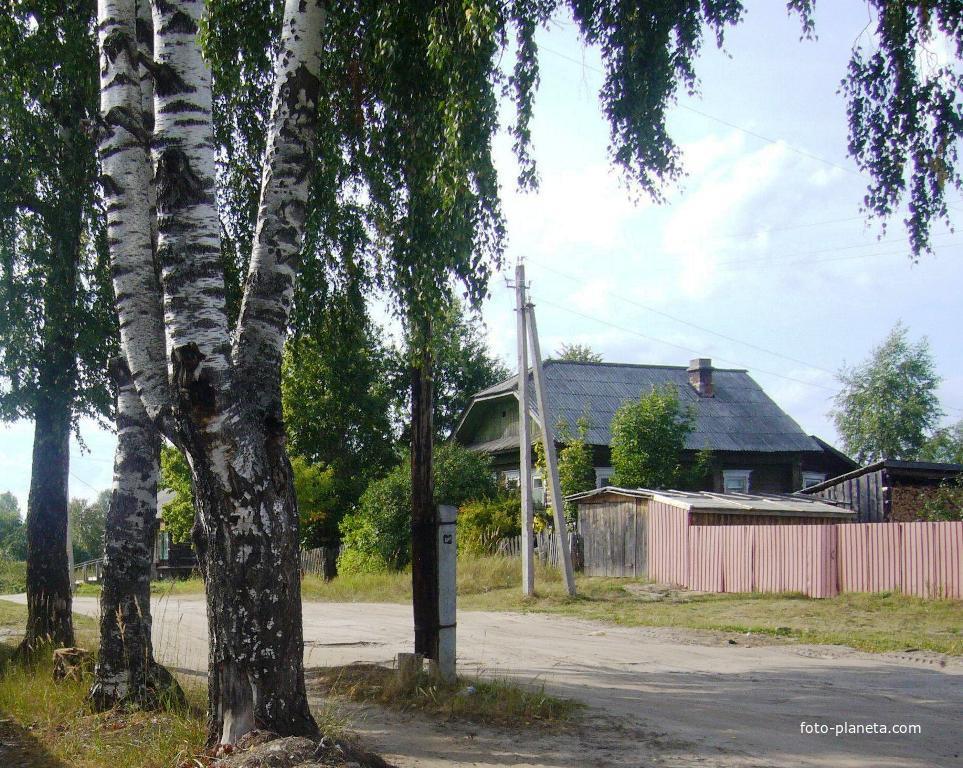 Улицы посёлка им. М.И. Калинина | Ветлужский район