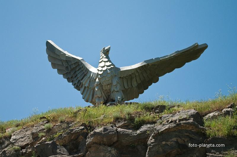 Я гордый орел