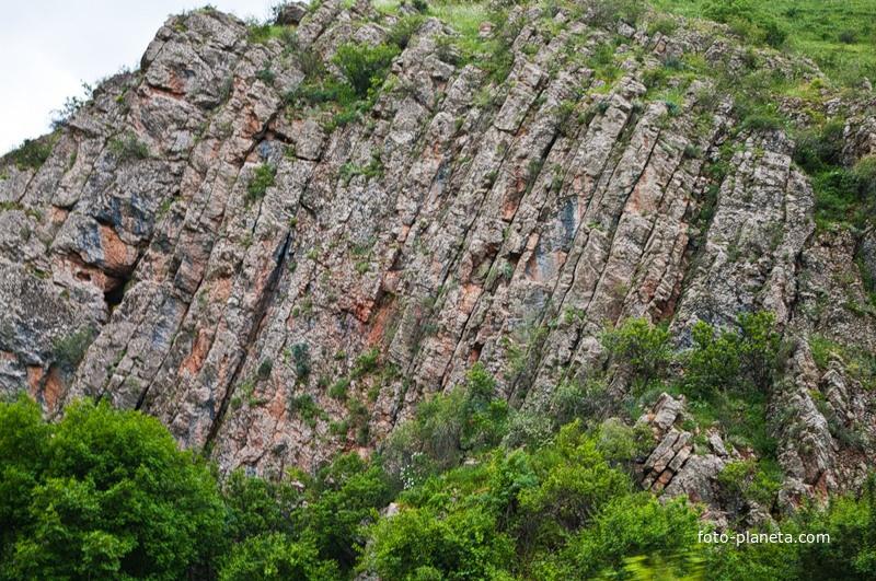 В горах Армении