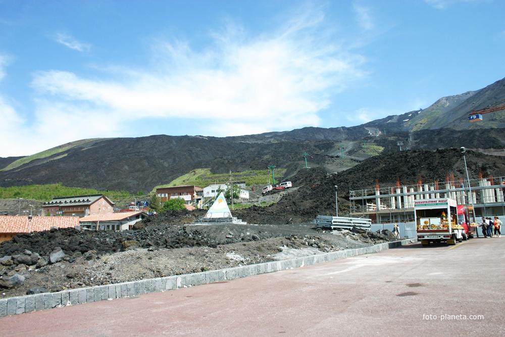 База Рифуджо Сапиенца (1900 метров)