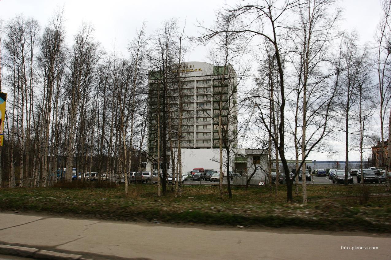 """Гостиница """"Карелия"""""""