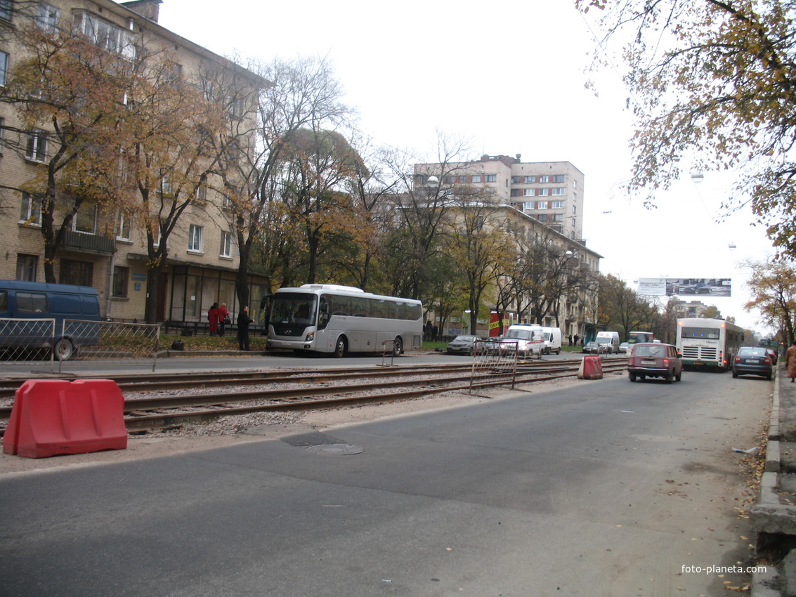 Большая Пороховская улица