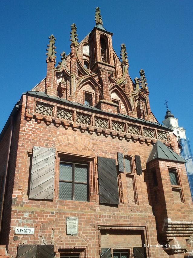 Kaunas. Gothic House