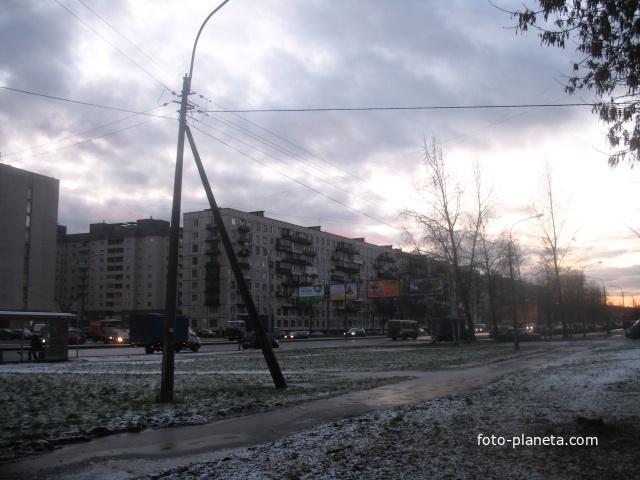 Проспект Энергетиков