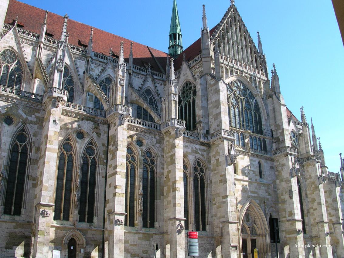 Regensburg. Dom