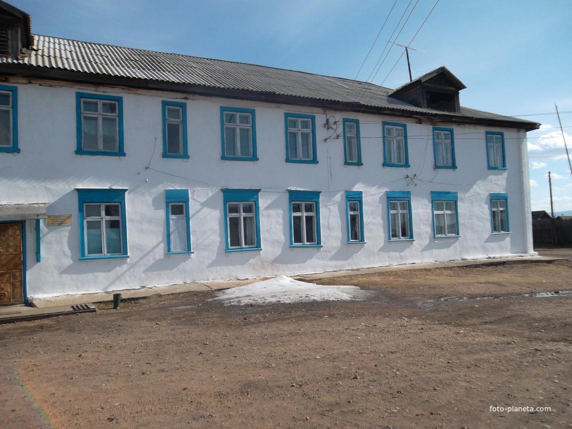 Больница (Новая Курба)